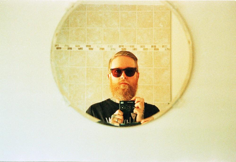 Rollei 35s selfie