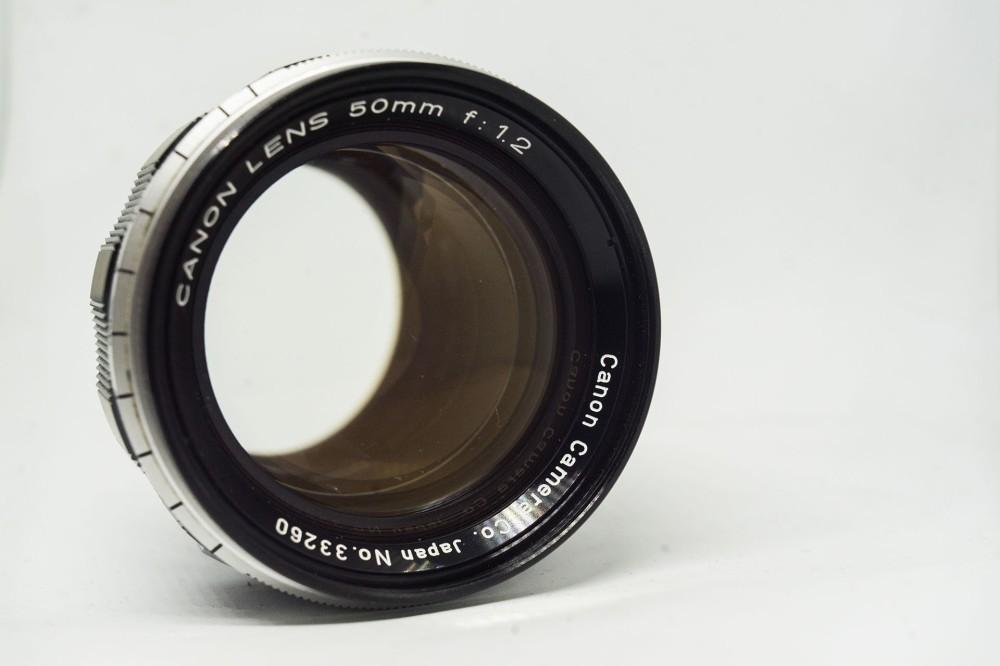 Canon 50mm f1.2 LTM