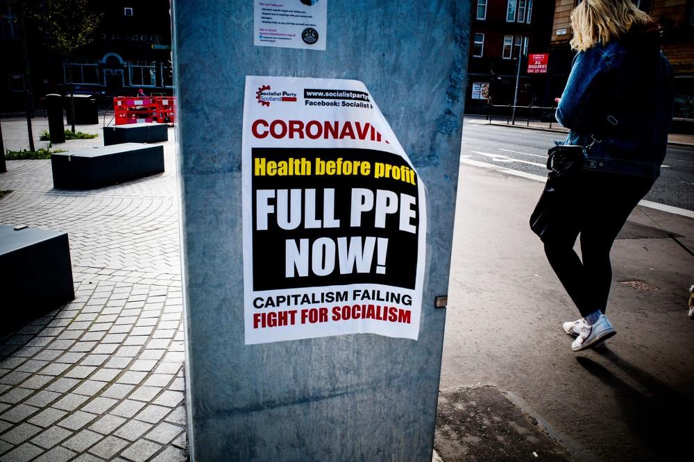 Coronavirus Glasgow