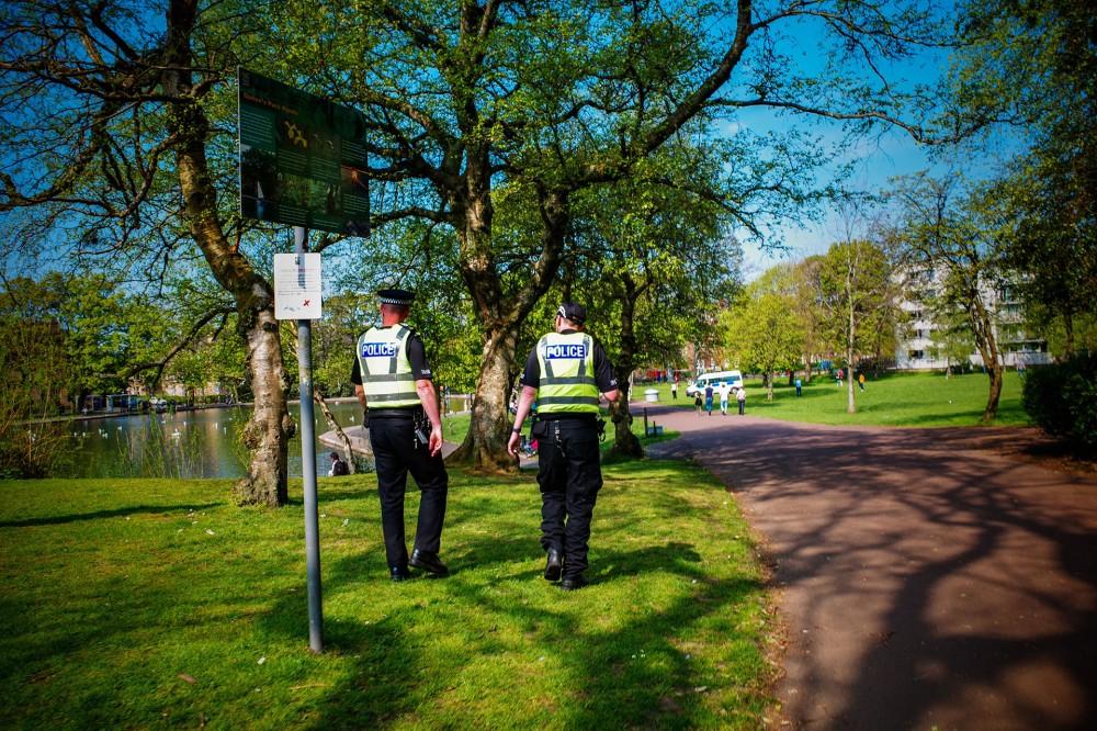 Queen's Park Police
