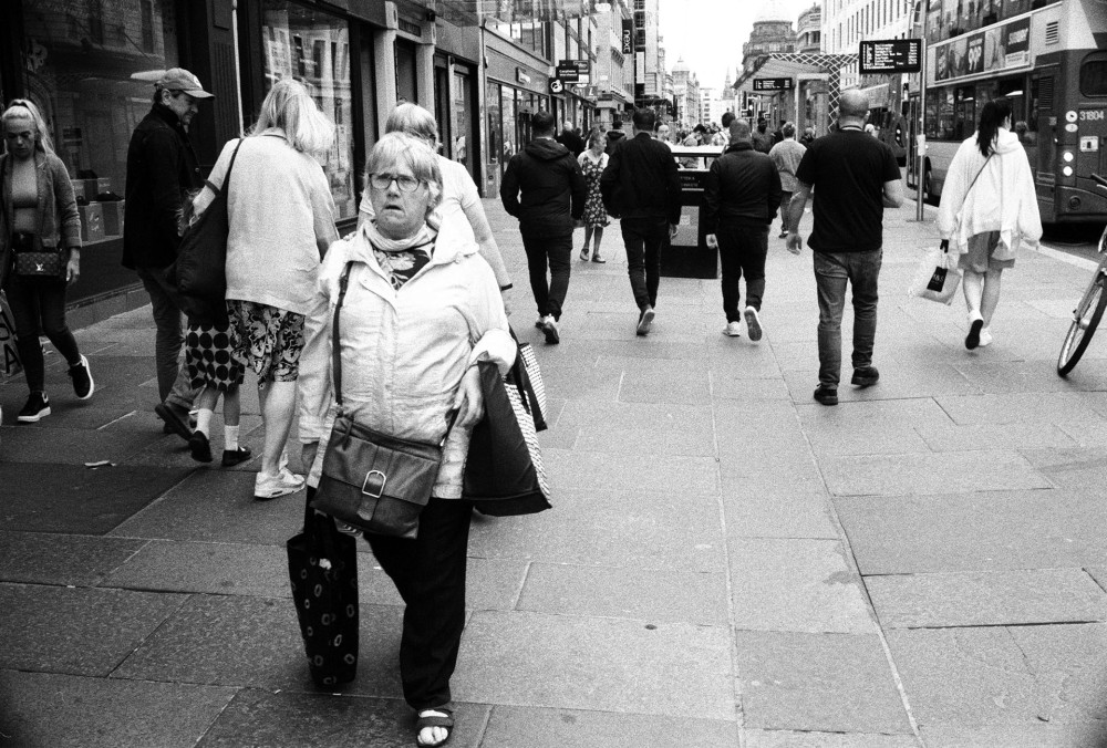 Glasgow Street Photography