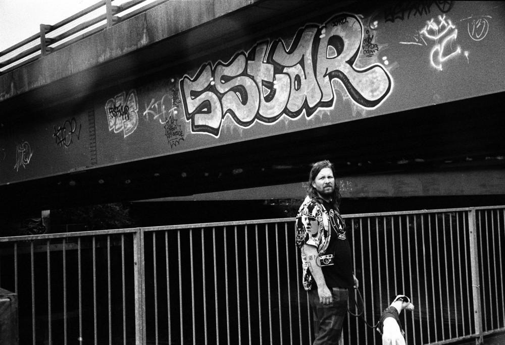 Glasgow 35mm Leica m2 portrait