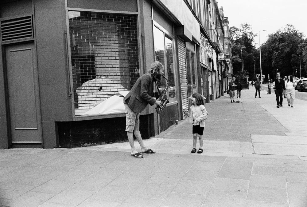 Glasgow Govanhill street music festival