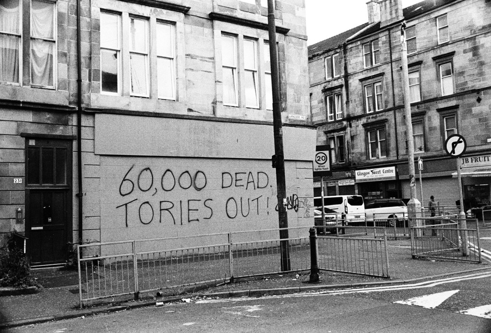 Glasgow Tories Out
